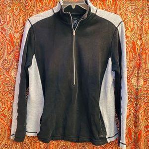 Tommy Bahama 1/2 Zip Pullover Sweatshirt Large